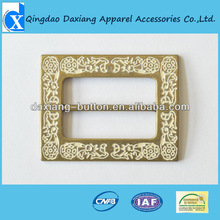 high end fashion metal buckle for luggage