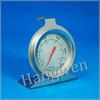Oven bimetal thermometer
