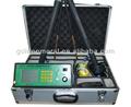 La prospección geofísica instrumento para los minerales y el agua amt-3