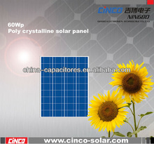 60W panels solar colombia, pvt hybrid solar panel for solar system