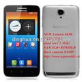 Lenovo teléfono móvil androide s650 4.2 mtk6582 teléfono inteligente