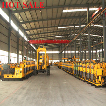 Best 130Y 130M water / exploration Hydraulic Surface Exploration Core Drilling Rig