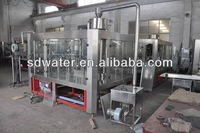 Automatic Small Bottle Washing Filling and Capping Machine