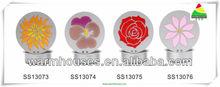 Hot sale Custom printed porcelain lithophane tea light holder