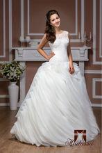 Nueva colecciónitalia diseño de vestido de fiesta vestido de novia/vestido de novia