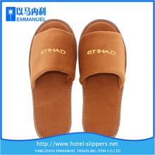 Tan interior 2012 hotel slipper