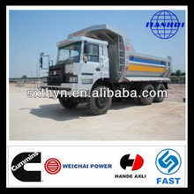 80t off road vehicle WITH FAST TRANSMISSION
