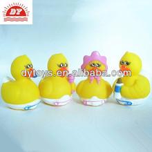 Small Size Rubber Duck Plastic Duck for Bath