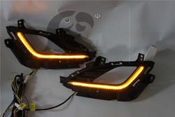 Good Quality Led Daytime Running Lights for Hyundai Elantra