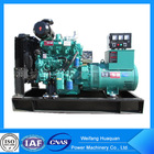 China Top Brand Manufacturer 70kva Diesel/steam powered electric generator