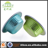Airtight disposable take away container plastic food box