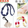 Silicone Teething Beads For Jewelry/Baby Teething Toy shenzhen kean/Nursing Necklace Wholesaler