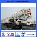 guindaste do caminhão zoomlion qy16hf431