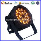 China Made 18pcs 15w RGBWA Led Par Zoom Stage Light