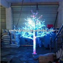 2014 New design!! Color Waterproof led tree lamp