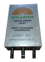 Solar Street Light MPPT Charge Controller with LED Driver