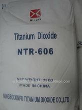 TiO2 NTR-606 Rutile Australia/New Zealand/Pacific