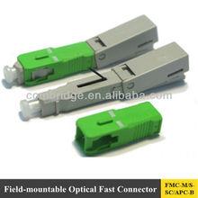 combridge fiber optic sc/apc fast connectors