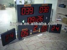 Led Basketball Scoreboard with shot clock / 24'' Scoreboard /Shot clock