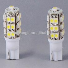 Factory price T10 25smd 12v car led lighting 1210