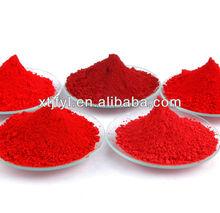 Cádmio pigmento vermelho