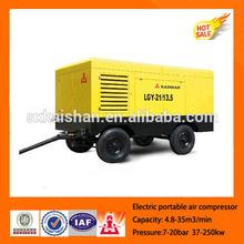 300 bar air compressor electrical portable screw air compressor/air compressor