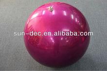 60cm large plastic christmas ball