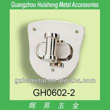 High quality handbag turn lock closures