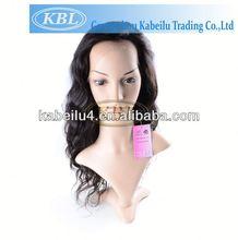 KBL cheap wholesale human hair half wigs