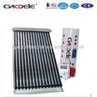 Split Pressurized Solar Air Heater