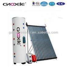 200L Split pressurized solar water heater, separated pressure solar hot water heater, solar balcony collector