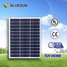 Bluesun factory cheap price small power poly 40w solar panel bluetooth keyboard