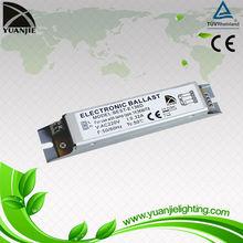 32W short ballast electronic for t8 fluorescent tube light