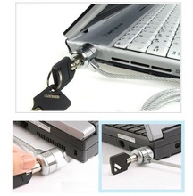 locked notebook with lock Notebook lock ,locked notebook,Laptop PC computer Anti-Theft Cable Chain Lock 1.2/1.8/2m