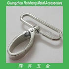fashion metal oval snap hook snap hook for purse