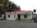 3 quartos casa pré-fabricada móvel/casa pré-fabricada modular