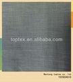 fil a fil fios tingidos tecido de algodão para 2014 mens camisa