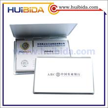 manufacturing aluminum namecard holder