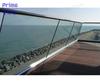 U Shape Base Channel Decking/Balcony glass Balustrade/U channel glass railings/Balustrading