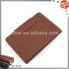 businessman Wallet folio notebook leather case for ipad mini 2