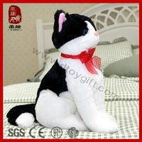 ICTI SEDEX Soft Animal Toy Stuffed Plush Cat