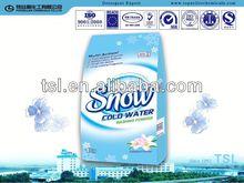 lemon /lily/rose fresh 16% LAS OEM/ODM soap washing products non biological washing powder D2
