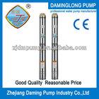 High power irrigation water pump