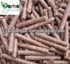 25kg/bag heating pellets sawdust factory