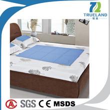Sample free PCM cooled mattress pad large bed mattress gel mattress pads