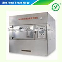 microwave vacuum vegetable drying machine/spice drying machine