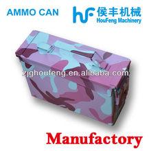 M19A1 camo army supplier ammo box