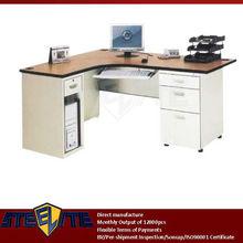 office desk/front office desk design/formal office executive desk