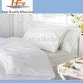hôpital hôtel blanc drap de lit housse de couette literie gros