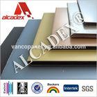 construction material Aluminium Composite Panel fireproof sheet cladding material
